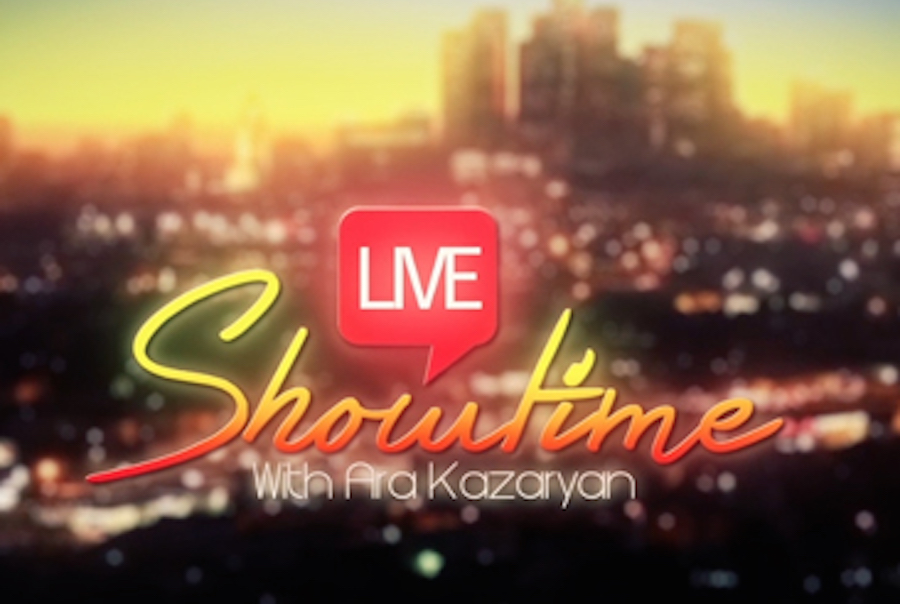 ShowTime with Ara Kazaryan
